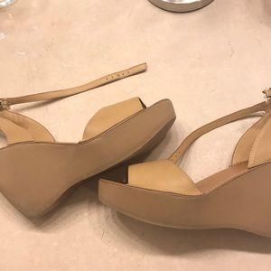 Kenneth Cole Reaction Shoes - Kenneth Cole reaction neutral wedges